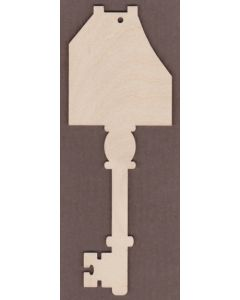 WT2701-Laser cut Decorative Key-Salt Box 1