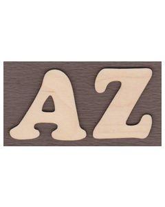 "Alphabet Set-A to Z-3"" tall"
