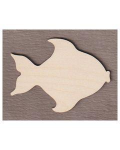 """WT9581 Angel Fish 6"""" wide x 2 3/4"""" tall"""