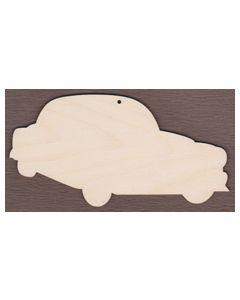 WT2900-Car Ornament by Debbie Cotton