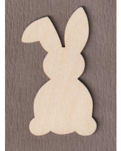 "WT5005 Floppy Ear Easter Bunny  8"" tall x 4 1/2"" wide"