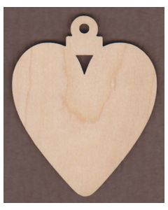 Laser cut Sweet Petite Ornament 1 from Jamie Mills-Price Christmastime 7