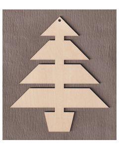 """WT5055  Pallet Tree 4"""" tall x 3 1/2"""" wide"""