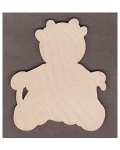 PHD007-Boo Ghost Gingerbread