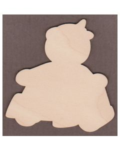 PHD013-Gumdrop Gingerbread Girl