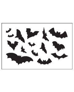 ST1029-Bat-Mylar Stencil