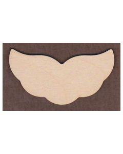 WT1026-Laser cut Angel Wings
