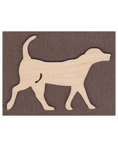 WT1042-Laser cut Dog