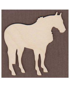 WT1062-Laser cut Horse