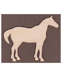 WT1063-Laser cut Horse