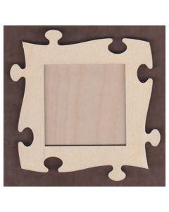 WT1124-Laser cut Puzzle 2 piece Frame Kit Large