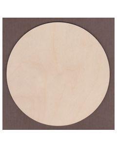 "WT1346-1 Laser cut wood Circle-2 1/4"" circle"