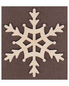 WT1180-Laser cut Tahoe Scroll Snowflake