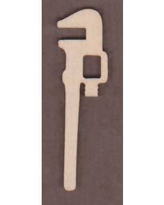 WT1404-Laser cut Monkey Wrench