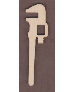 WT1405-Laser cut Monkey Wrench