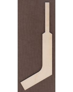 WT1597-Laser cut Goalie Stick