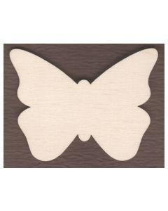 WT1758-Laser cut Butterfly