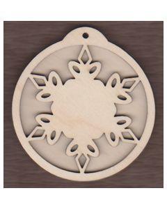WT1866-Whistler Snowflake Ornament Kit