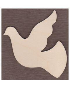 WT2304-Laser cut Dove
