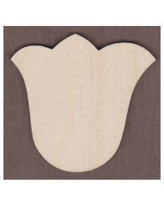 WT2321-Laser cut Tulip