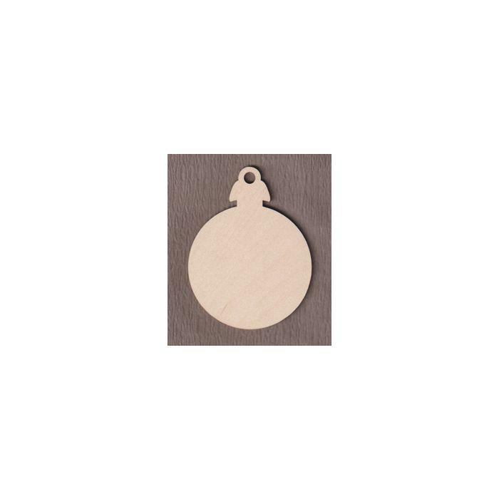 WT9550 Christmas Ornament#2  4 1/4
