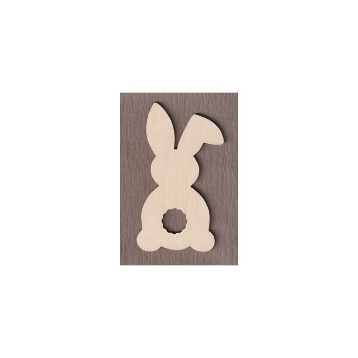 WT5007 Floppy Ear Easter Bunny with tail  3