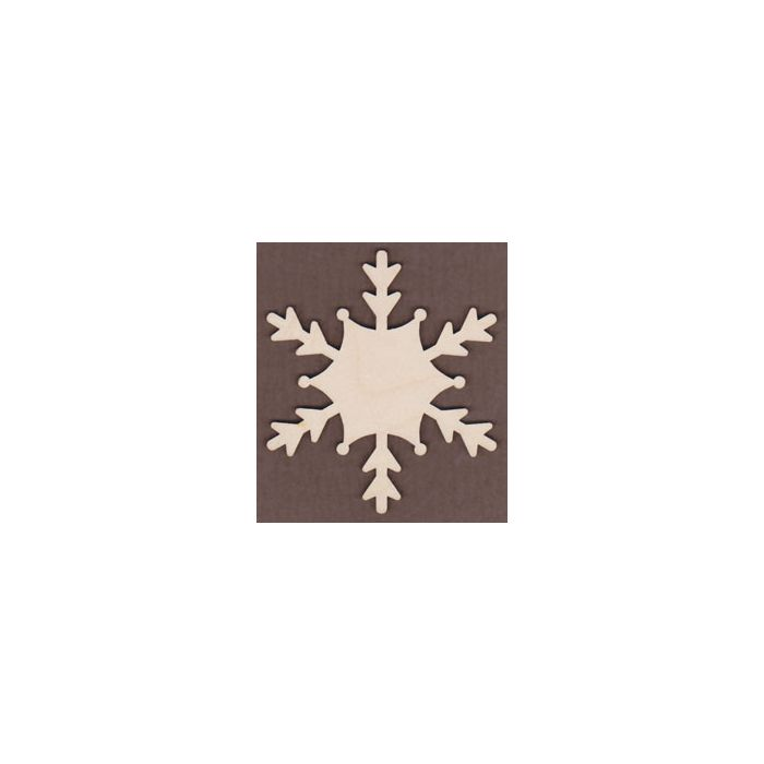 WT1092-Laser cut Tahoe Snowflake