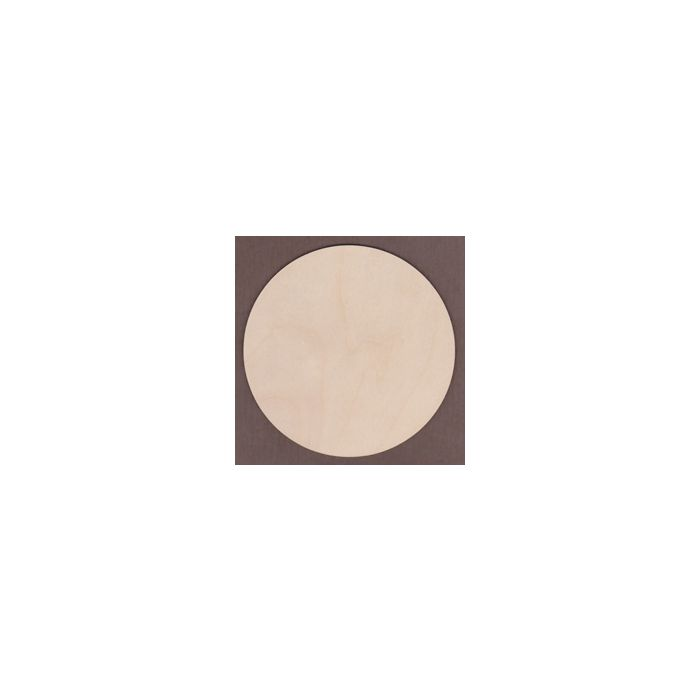 WT1350-Laser cut Circle