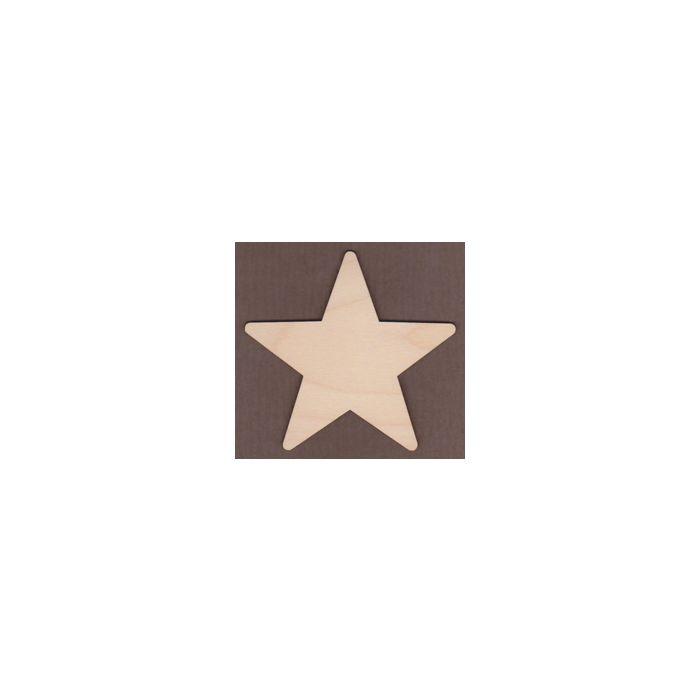 WT1271-Laser cut Northern Star