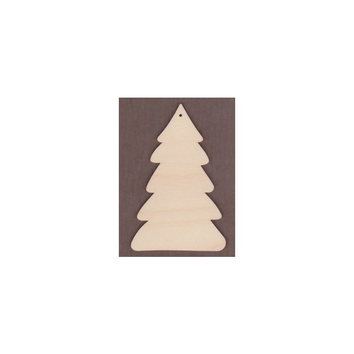 WT1459-Laser cut Winter Tree