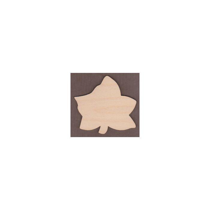 WT1522-Laser cut Primitive Maple Leaf