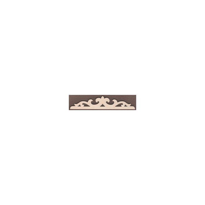 WT1741-Laser cut Crown Gingerbread Trim