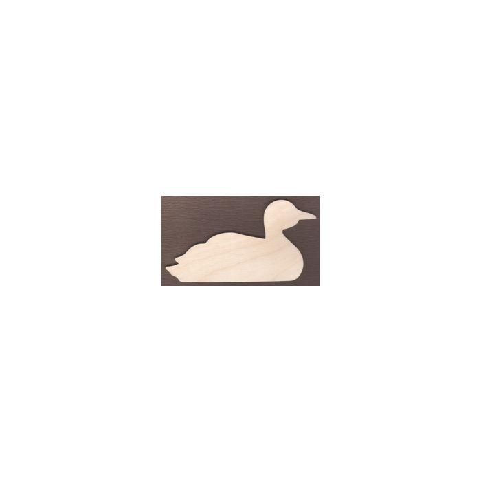 WT1784-Laser cut Duck