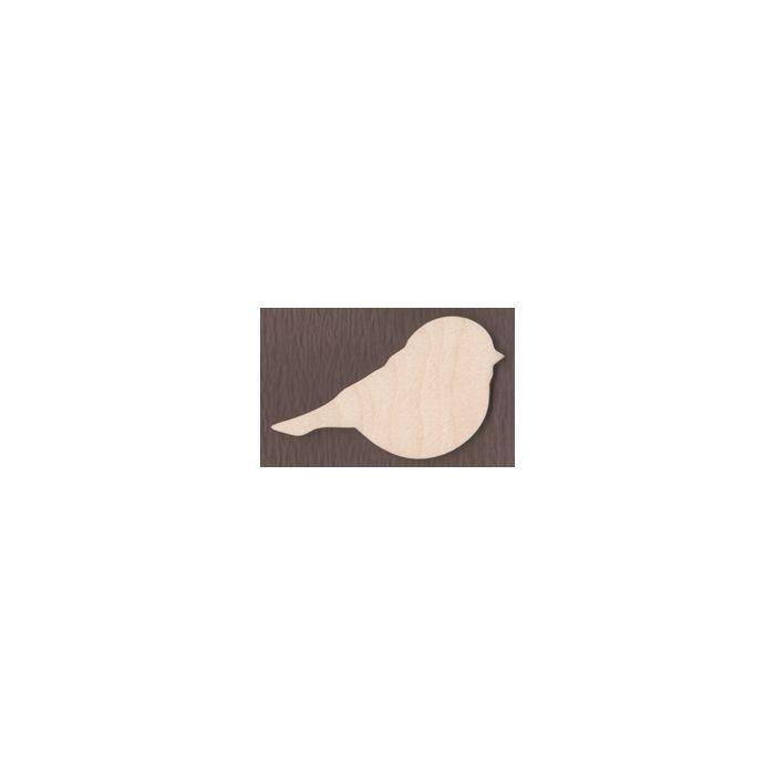 WT1799-Laser cut Chickadee