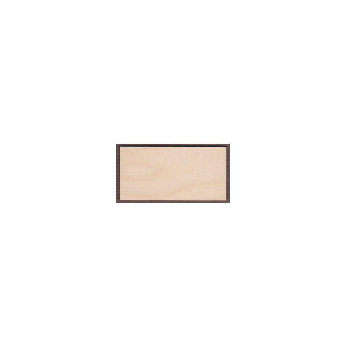 WT2388-Laser cut Rectangle-Square Corner